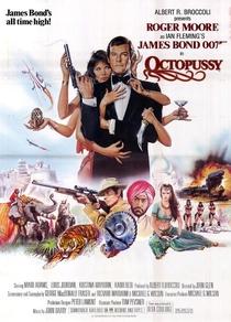 007 - Contra Octopussy - Poster / Capa / Cartaz - Oficial 5
