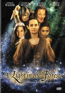 A light in the forest - Poster / Capa / Cartaz - Oficial 1