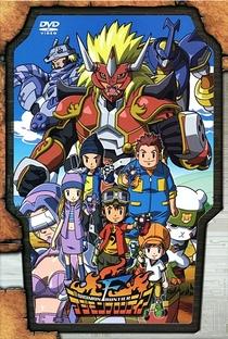 Digimon (4ª Temporada) - Poster / Capa / Cartaz - Oficial 2