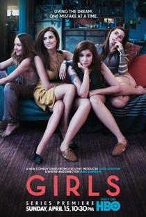 Girls (1ª Temporada) - Poster / Capa / Cartaz - Oficial 1