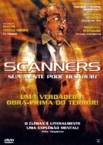 Scanners - Sua Mente Pode Destruir - Poster / Capa / Cartaz - Oficial 10