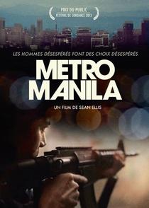 Metro Manila - Poster / Capa / Cartaz - Oficial 3