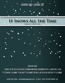 It Snows All the Time (It Snows All the Time)