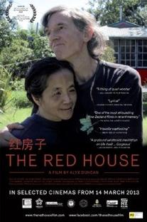 A Casa Vermelha - Poster / Capa / Cartaz - Oficial 1