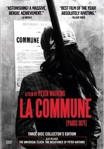 La Commune (Paris, 1871) - Poster / Capa / Cartaz - Oficial 1