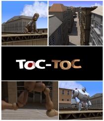 Toc-Toc - Poster / Capa / Cartaz - Oficial 1
