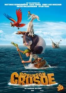 As Aventuras de Robinson Crusoé - Poster / Capa / Cartaz - Oficial 2