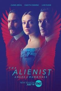 O Alienista: O Anjo das Trevas (2ª Temporada) - Poster / Capa / Cartaz - Oficial 1
