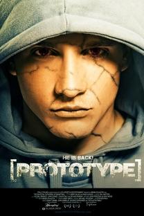 The Prototype - Poster / Capa / Cartaz - Oficial 1