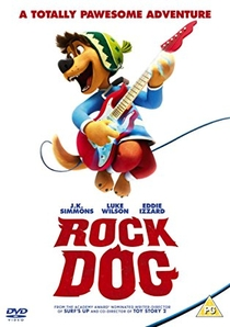 Rock Dog: No Faro do Sucesso - Poster / Capa / Cartaz - Oficial 6