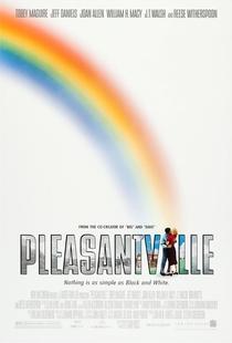 Pleasantville - A Vida em Preto e Branco - Poster / Capa / Cartaz - Oficial 6