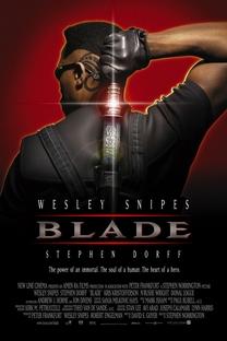 Blade - O Caçador de Vampiros - Poster / Capa / Cartaz - Oficial 2