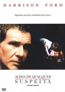 Acima de Qualquer Suspeita - Poster / Capa / Cartaz - Oficial 3