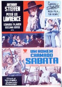 Viva Sabata! - Poster / Capa / Cartaz - Oficial 2