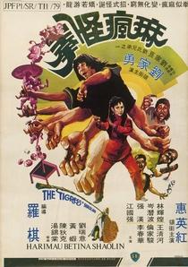 The Tigress of Shaolin - Poster / Capa / Cartaz - Oficial 2
