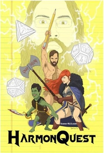 Harmonquest - Poster / Capa / Cartaz - Oficial 1