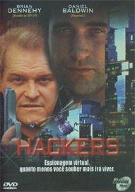 Hackers - Espionagem Virtual - Poster / Capa / Cartaz - Oficial 1