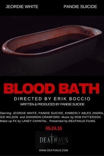 Banho de Sangue - Poster / Capa / Cartaz - Oficial 2