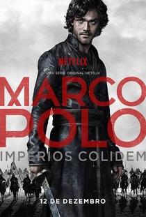 Marco Polo (1ª Temporada) - Poster / Capa / Cartaz - Oficial 1