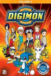 Digimon (2ª Temporada) - Poster / Capa / Cartaz - Oficial 5