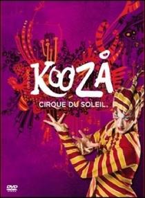 Cirque du Soleil - Kooza - Poster / Capa / Cartaz - Oficial 2