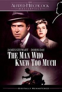 O Homem Que Sabia Demais - Poster / Capa / Cartaz - Oficial 8