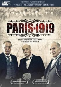 Paris 1919 - Poster / Capa / Cartaz - Oficial 1