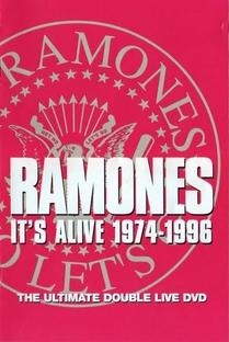 Ramones: It's Alive 1974-1996 - Poster / Capa / Cartaz - Oficial 1