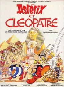Asterix e Cleópatra - Poster / Capa / Cartaz - Oficial 1