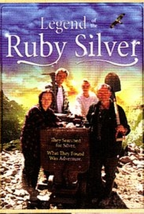 A Lenda de Ruby Silver - Poster / Capa / Cartaz - Oficial 1