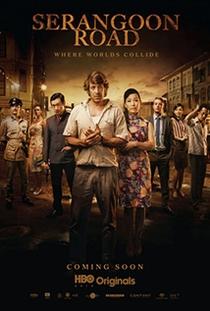 Serangoon Road (1ª Temporada) - Poster / Capa / Cartaz - Oficial 1