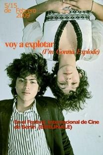 Vou Explodir - Poster / Capa / Cartaz - Oficial 2