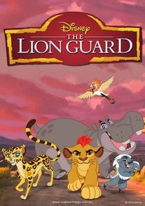 A Guarda do Leão - Poster / Capa / Cartaz - Oficial 4