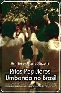 Ritos Populares, Umbanda no Brasil - Poster / Capa / Cartaz - Oficial 1
