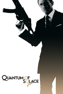 007 - Quantum of Solace - Poster / Capa / Cartaz - Oficial 8