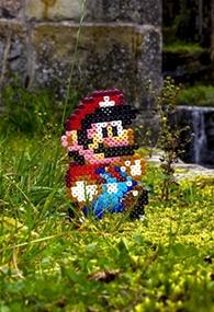 Super Mario Beads - Poster / Capa / Cartaz - Oficial 1