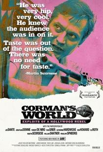 O Mundo de Corman: Aventuras de um rebelde de Hollywood - Poster / Capa / Cartaz - Oficial 6