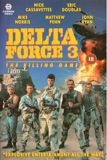 Comando Delta 3 - Poster / Capa / Cartaz - Oficial 1