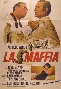 A Máfia - Poster / Capa / Cartaz - Oficial 2