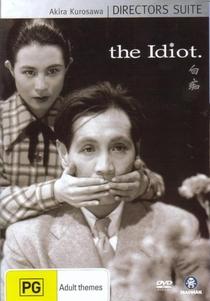 O Idiota  - Poster / Capa / Cartaz - Oficial 6
