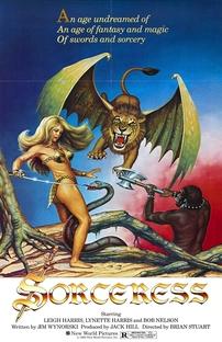 Sorceress - Poster / Capa / Cartaz - Oficial 2