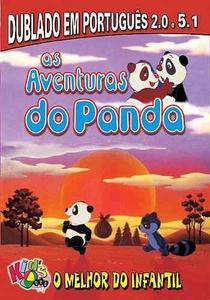 As Aventuras do Panda - Poster / Capa / Cartaz - Oficial 2
