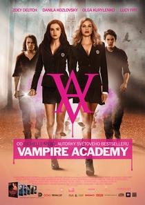 Academia de Vampiros: O Beijo das Sombras - Poster / Capa / Cartaz - Oficial 27