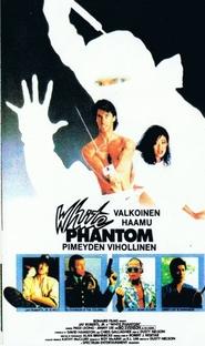 O Ninja Branco - Inimigo da Escuridão - Poster / Capa / Cartaz - Oficial 2