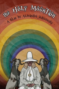 A Montanha Sagrada - Poster / Capa / Cartaz - Oficial 6