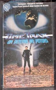 Time Trax - Um Detetive do Futuro - Poster / Capa / Cartaz - Oficial 2