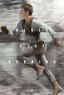 Maze Runner: Correr ou Morrer - Poster / Capa / Cartaz - Oficial 14