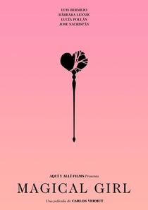 A Garota de Fogo - Poster / Capa / Cartaz - Oficial 3