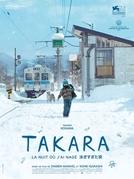 Takara - A Noite em Que Nadei (Takara - La nuit où j'ai nagé)
