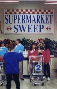 Supermarket Sweep - Poster / Capa / Cartaz - Oficial 1